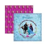Papel Scrapbook DF - SDFD041 - Frozen 1 Guirlanda