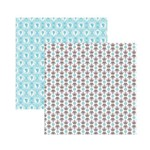 Papel Scrapbook DF SDFD046 Frozen 1 Estapamdo
