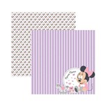 Papel Scrapbook DF - SDFD027 - Baby Minnie 2 Paisagem