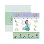 Papel Scrapbook DF - SDFD82 - Ariel 1 Cenário e Bandeirolas - Toke e Crie