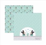 Papel Scrapbook Disney Baby Mickey Brinquedos Sdfd038 - Toke e Crie