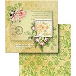 Papel Scrapbook Dupla Face Carta Lscd-364 - Litocart