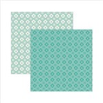 Papel Scrapbook Dupla Face Clássico Texturizado Verde Nobre Ksbc011 - Toke e Crie By Ivana Madi