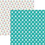 Papel Scrapbook Dupla Face Mini Básico 30,5x30,5cm Cozinha Chef Smb-022 – Toke e Crie By Ivana Mad