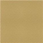 Papel Scrapbook Hot Stamping Litoarte SH30-002 30x30cm Estampa Geométrica Dourado Fundo Marrom