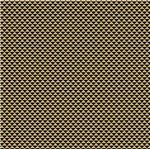 Papel Scrapbook Hot Stamping Litoarte SH30-003 30x30cm Estampa Geométrica Dourado Fundo Preto