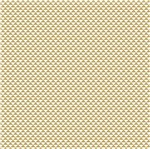 Papel Scrapbook Hot Stamping Litoarte SH30-001 30x30cm Estampa Geométrica Dourado Fundo Branco