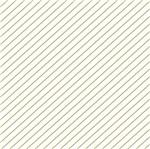 Papel Scrapbook Hot Stamping Litoarte SH30-015 30x30cm Listras Diagonais Dourado e Branco