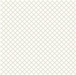 Papel Scrapbook Hot Stamping Litoarte SH30-025 30x30cm Xadrez Dourado Fundo Branco