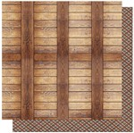 Papel Scrapbook Litoarte 30,5x30,5 SD-595 Ripado e Xadrez
