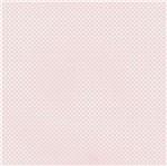 Papel Scrapbook Litocart 30,5x30,5 LSC-310 Abstrato Rosa e Branco
