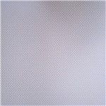 Papel Scrapbook Litocart 30,5x30,5 LSCPL-008 Perolizado Poá Prata