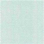 Papel Scrapbook Litocart Lsc-321 Simples 30,5x30,5cm Flor de Lis Azul Claro e Branco