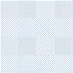 Papel Scrapbook Litocart Lsc-311 Simples 30,5x30,5cm Abstrato Azul Claro e Branco