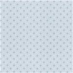 Papel Scrapbook Litocart Lsc-325 Simples 30,5x30,5cm Renda Azul Claro