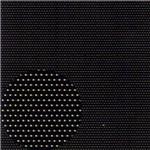 Papel Scrapbook Litocart Lsc-294 Simples 30,5x30,5cm Poá Marrom e Amarelo