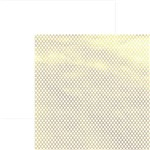 Papel Scrapbook Marroquino Dourado e Branco Sdf616 - Toke e Crie