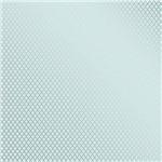 Papel Scrapbook Metalizada - SDF738 - Marroquino Prateado FD Azul - Toke e Crie