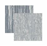 Papel Scrapbook Toke e Crie 30,5x30,5 KFSB572 Cinza Madeira