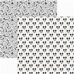 Papel Scrapbook Toke e Crie Sbd08 30,5x30,5cm Mickey Mouse Divertido