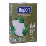 Papel Sulfite A4 Reciclado com 500 Folhas Report
