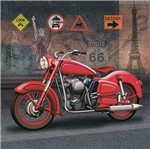 Papel Transfer 30x30 Moto PT30-035 - Litoarte