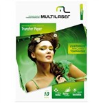 Papel Transfer 130g A4-multilaser