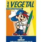 Papel Vegetal S/Margem A4 60g 10f Canson