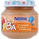 Papinha Nestlé Banana e Maça 120g