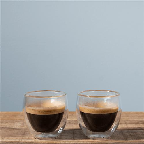 Par de Xícaras de Parede Dupla 110 Ml para Espresso | Tramontina 775