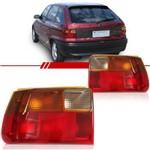 Par Lanterna Traseira Chevrolet Astra Hatch 1993 1994 1995 1996 Fumê