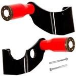 Par Protetor Motor Slider para Honda Cb 300 Pro Tork Vermelho