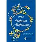 Para Professor e Professora