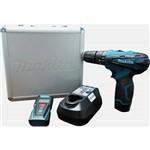 Parafusadeira 12.0v Li 1 Bat Impacto com Medidor a Laser e Maleta [ Dk0070 ] (bivolt) (n)