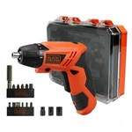Parafusadeira 4.8v Black&decker Kc4815k
