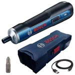Parafusadeira 3,6V Bosch Go Bivolt com Estojo e Bit Bosch