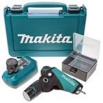 """Parafusadeira e Furadeira à Bateria 3/8"""" (10 Mm) 12 Volts - DF330DWE - Makita"""