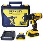 Parafusadeira Furadeira Lition Bivolt SCD20C2K Stanley