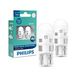Parl Lampada Pingo Led Philips T10 W5w Branco 6000k
