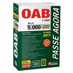 Passe Agora Oab 1ª Fase - 5.000 Questões Comentadas