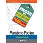 Passe em Concursos Publicos - Ministerio Publico Estadual e Federal - Saraiva