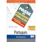 Passe em Concursos Publicos - Portugues Nivel Superior - Saraiva