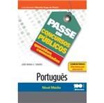 Passe em Concursos Publicos Questoes Comentadas Portugues - Saraiva