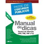 Passe em Concursos Publicos - Tecnico de Tribunais - Saraiva