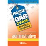 Passe na Oab 2ª Fase - Administrativo 1ª Ed