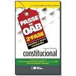 Passe na Oab 2o Fase: Constitucional 01