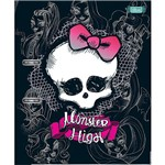 Pasta A-Z Monster High - Tilibra