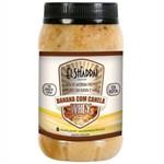 Pasta de Amendoim Banana com Canela Whey 500 Gr - El Shaddai