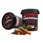 Pasta de Amendoim com Canela (450g) Mandubim
