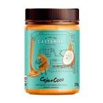 Pasta de Castanha Orgânica Caju e Coco 200g - a Tal da Castanha